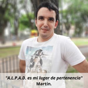Trabajador de ALPAD